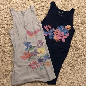 Old Navy Maternity Set of 2 Tank Tops